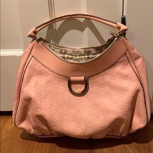 Gucci Pink Bag